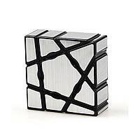 Кубик YJ 3x3x1 Ghost Mirror blocks (Вайджей 3х3х1 Зеркальний), фото 1