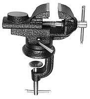 Тиски настольные поворотные, 50 мм Tolsen (10107)