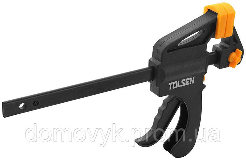 Струбцина быстрозажимная 150 мм Tolsen (10201)