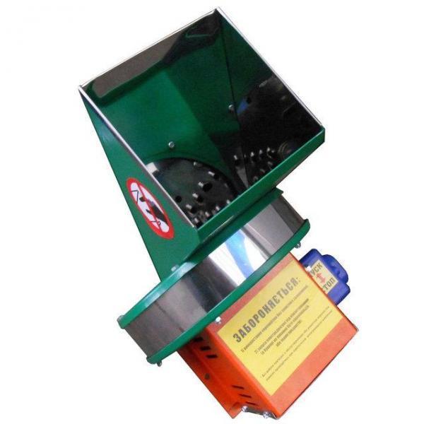 Електричний подрібнювач овочів і фруктів ПОФ3 Півдня-Сервіс. Корморезка електрична