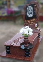 Эксклюзивный детский гранитный надгробный памятник  Модель  С-02