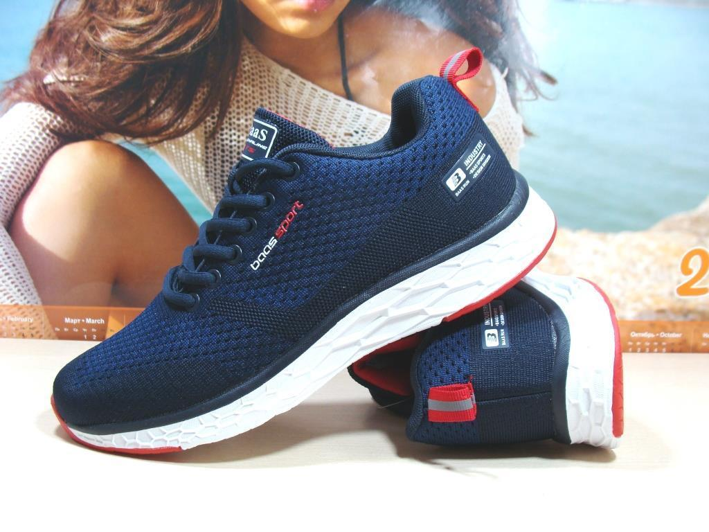 Мужские кроссовки BaaS Neo - 3 синие 42 р.