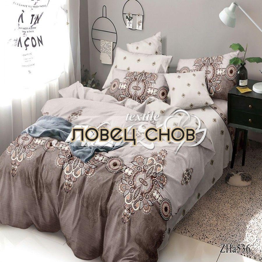 """Комплект постельного белья двуспальный ТМ """"Ловец снов"""", Инесса"""