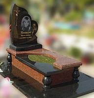 Эксклюзивный детский гранитный надгробный памятник  Модель  С-08