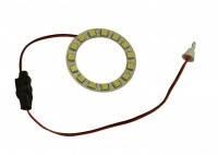 Светодиодное кольцо LED ring SMD 5050 60mm (White) (255Lm) 3.15W