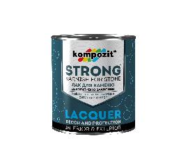 Лак для каменю Kopmozit Strong 10 л
