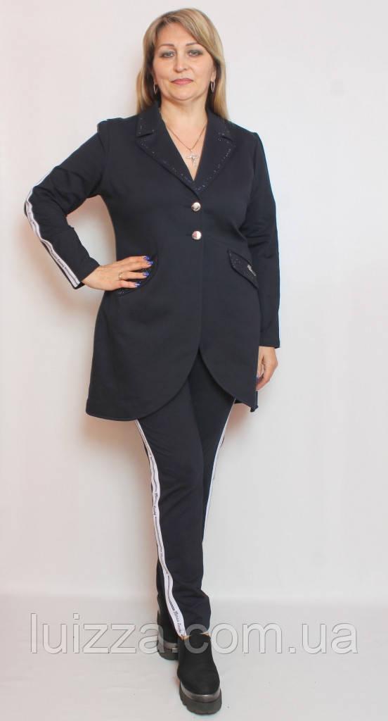 e365eb1f529 Женский костюм Marisis 50-56р Турция - Luizza-Луиза женская одежда больших  размеров из