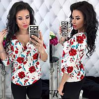 Женская молодежная блузка