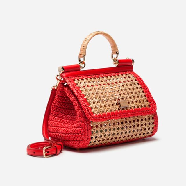 Женская сумка Sicily от Dolce&Gabbana