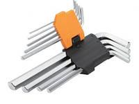 Комплект шестигранных ключей 9 шт 1.5-10 мм Tolsen (20048)