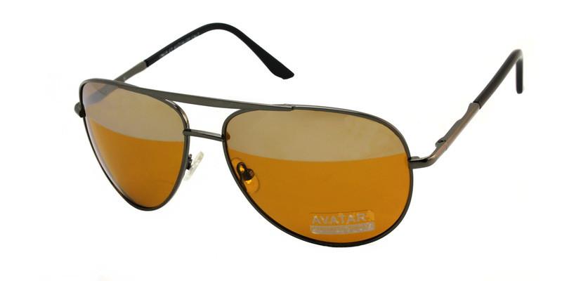 Солнцезащитные очки для водителей антифары Avatar Polaroid