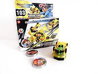 Машинка трансформер Screechers Wild Sparkbug, Дикие Скричеры Спаркбаг 103, фото 1