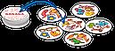 Настольная обучающая детская игра «Читай-Хватай English», фото 3