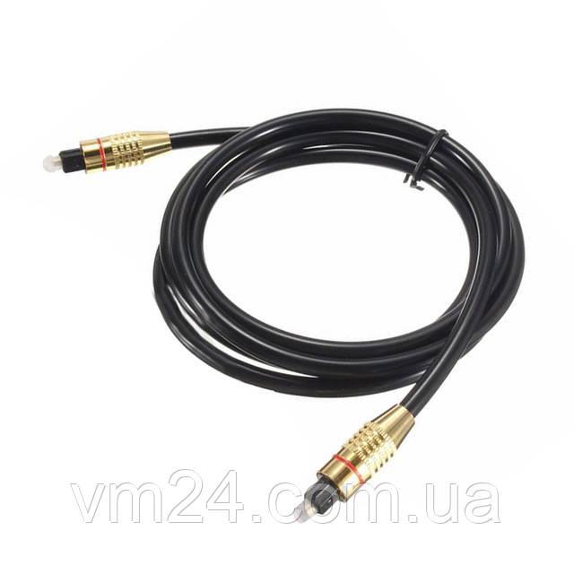 Аудио кабель оптический TOSLINK 3 м