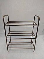 Этажерка прямая металлическая