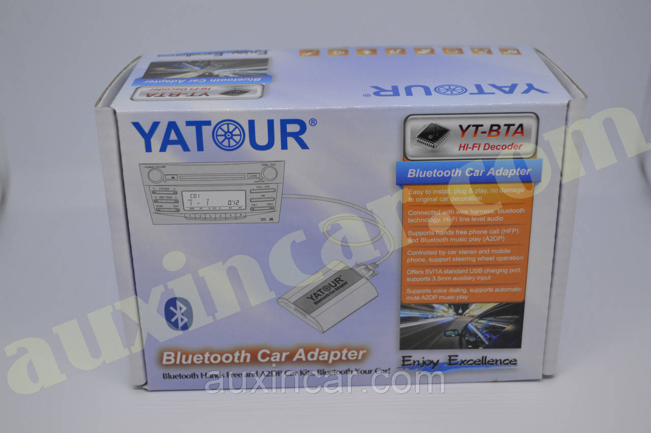 Yatour YT-BTA Bluetooth для Honda
