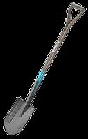 """Лопата штыковая  с заостренным лезвием, с D-образной рукояткой,  """"Nature Line""""  GARDENA"""