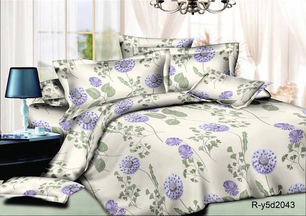 Постельное белье Шадэ ранфорс  ТМ Комфорт-Текстиль (Двуспальный), фото 2