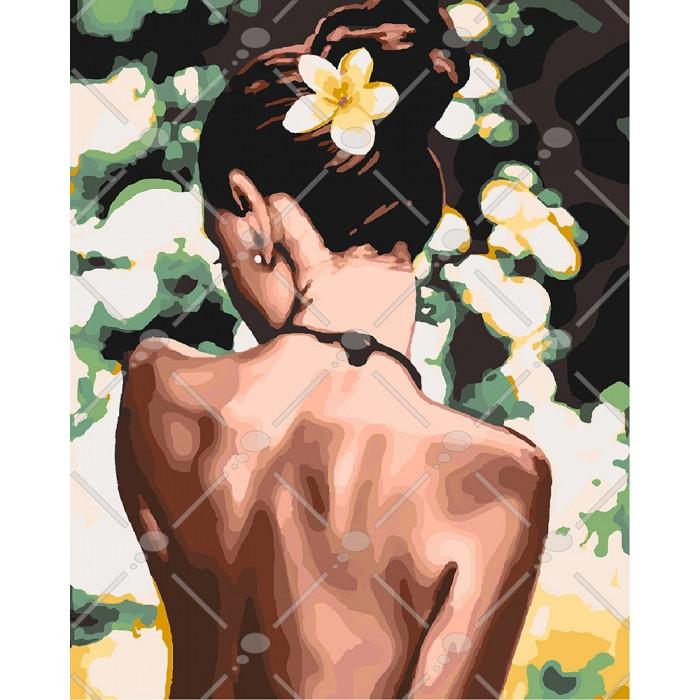 Картина по номерам Інтрига, 40x50 см., Идейка