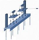 Фурнитура RollGrand для ворот до 400кг длиной 6м, фото 2