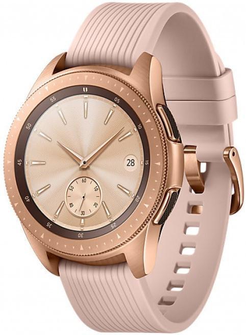 Часы Samsung Galaxy Watch 42 мм rose gold