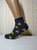 Носки женские средние стрейч