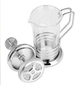 Френч-пресс Hario для кофе и чая 300 мл. THJ-2HSV