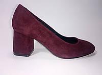Замшевые женские туфли ТМ Ross, фото 1