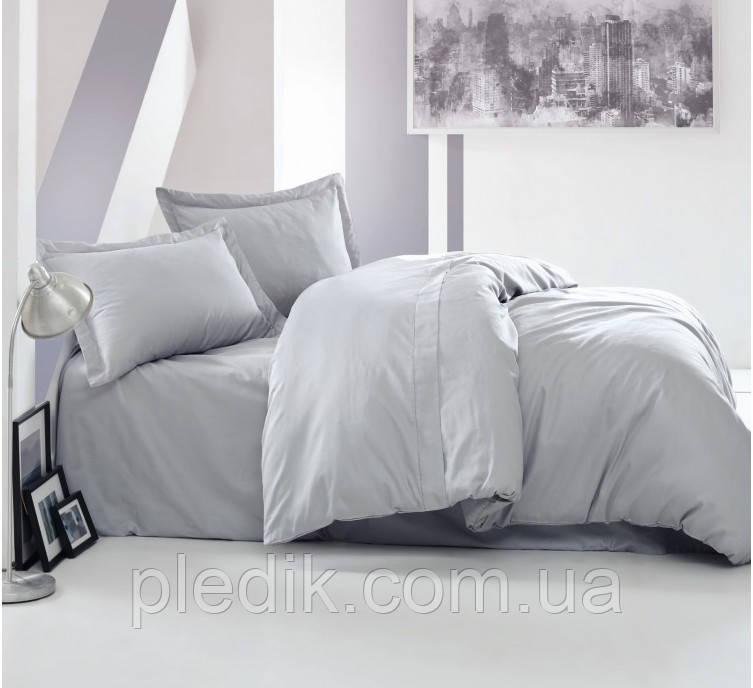 Набор постельного белья сатин 200х220 Cotton box Elegant GRI