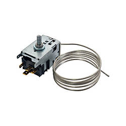 Термостат EN60730-2-9 капиллярный для холодильника Electrolux 2426350191