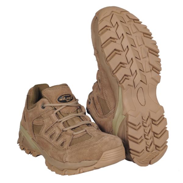 Тактичні кросівки Trooper Squad 2,5 дюйма, Sturm Mil-Tec. 46, Coyote