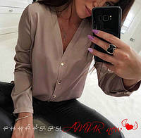 Рубашка лёгкая в расцветках  4238, фото 1