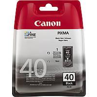 Картридж Canon PG-40 Black (0615B025AA), фото 1
