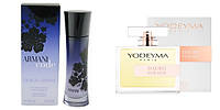 Женская парфюмированная вода Dauro for her YODEYMA  100ml (идентична ARMANI CODE FOR HER Giorgio Armani)