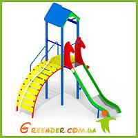 Спортивные игровые комплексы детские для дачи I102