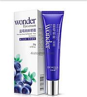 Крем для кожи вокруг глаз BIOAQUA Wonder Eye Cream с экстрактом черники успокаивающий (20г)