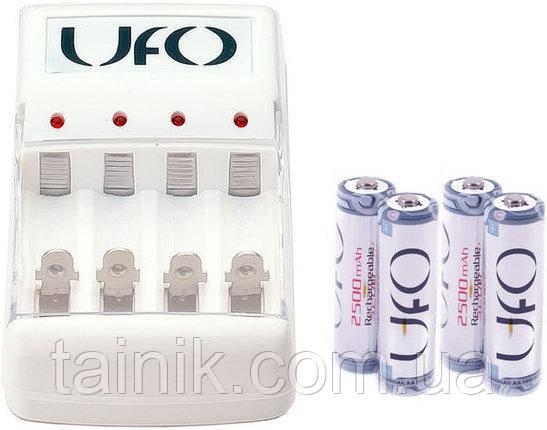 Зарядное устройство для аккумулятора 4АА, 2500mah