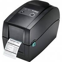 АКЦИЯ !!! Принтер этикеток GoDEX RT200 USB+RS-232+Ethernet Термо, термотрансферный, фото 1