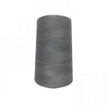 Нитки швейные 50/2 цв.S-272 серый светлый  (боб.5000 ярдов) NITEX