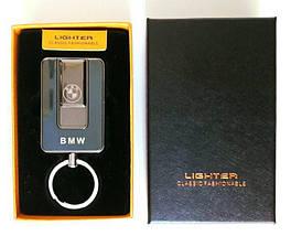 Электрическая USB Зажигалка 2 в 1 (брелок - зажигалка), фото 3