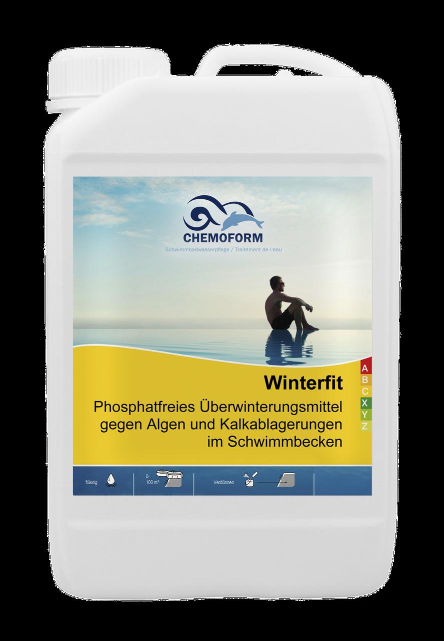 Засіб для консервації (зазимовки) води басейну Wіnterfresh Chemoform, 3 л