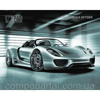 Килимок для мишки PODмыshku ''Porsche 918 Spyder'' 240x190 мм