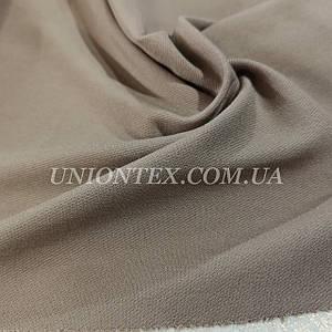 Ткань джинс-бенгалин бежевый