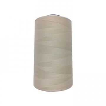 Нитки швейные 50/2 цв.S-571 бежевый молочный (боб.4000 ярдов) NITEX