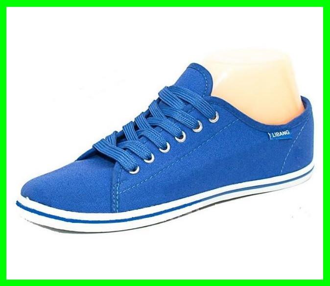 Женские Кроссовки Libang - 49 BLUE (36р - 41р) 39
