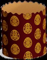 Бумажные формы для кулича, пасхи 70 х 55 см