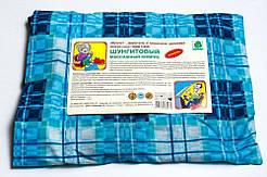 Шунгитовый массажный коврик Арго (для суставов, мышц, остеохондроз, грыжа, артрит, геморрой, сидячая работа)