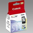 Картридж Canon CL-511 Color (2972B007AA)