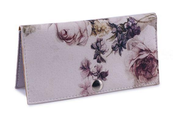кошелек клатч портмоне античные цветы