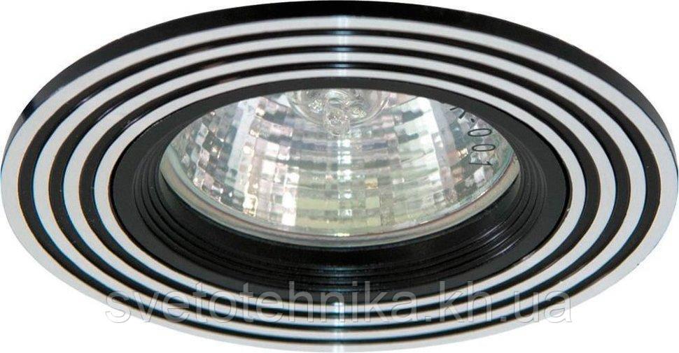 Светильник точечный встраиваемый из алюминия Feron CD2300
